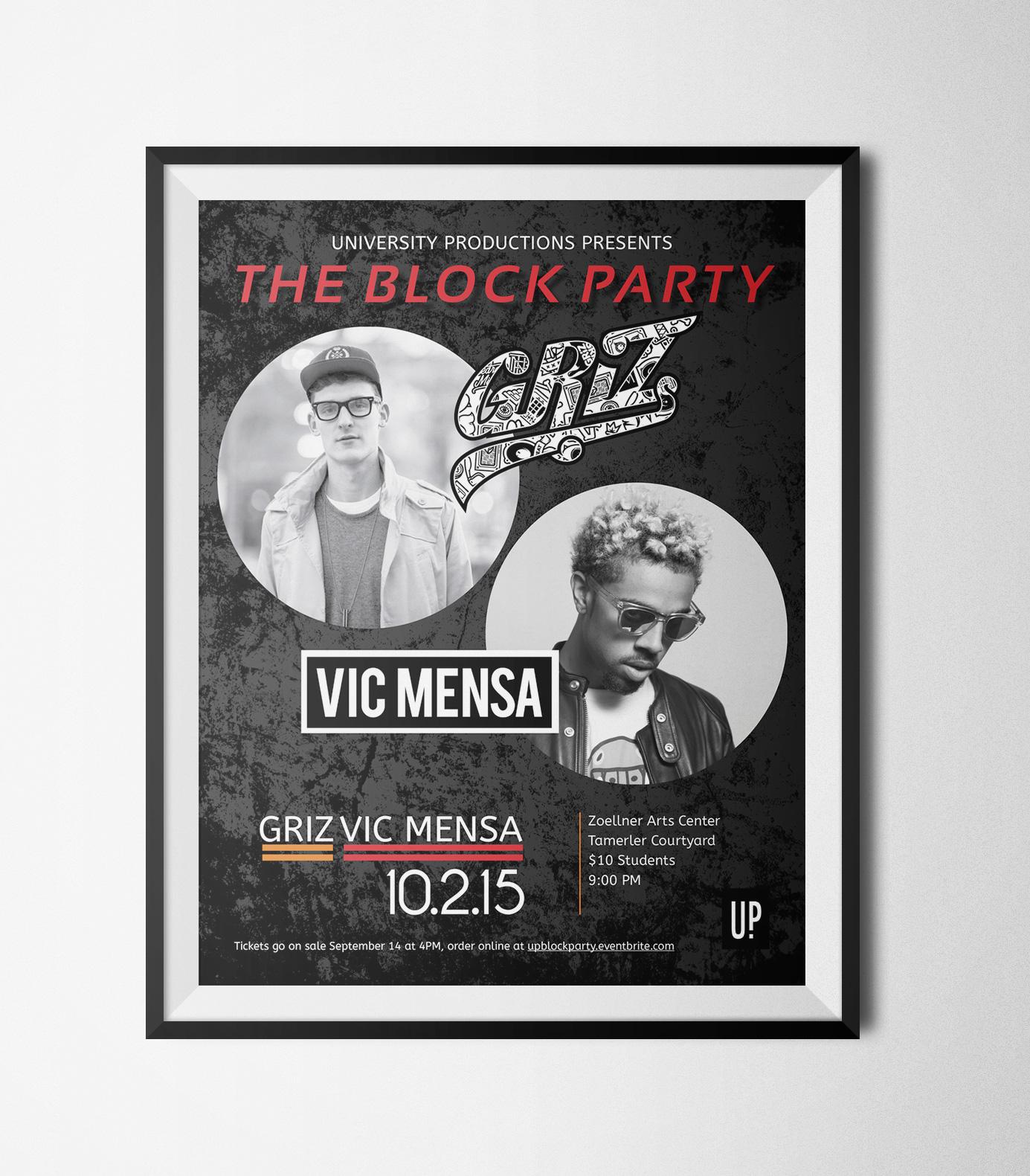Griz Block Party Lehigh University Productions Fusion