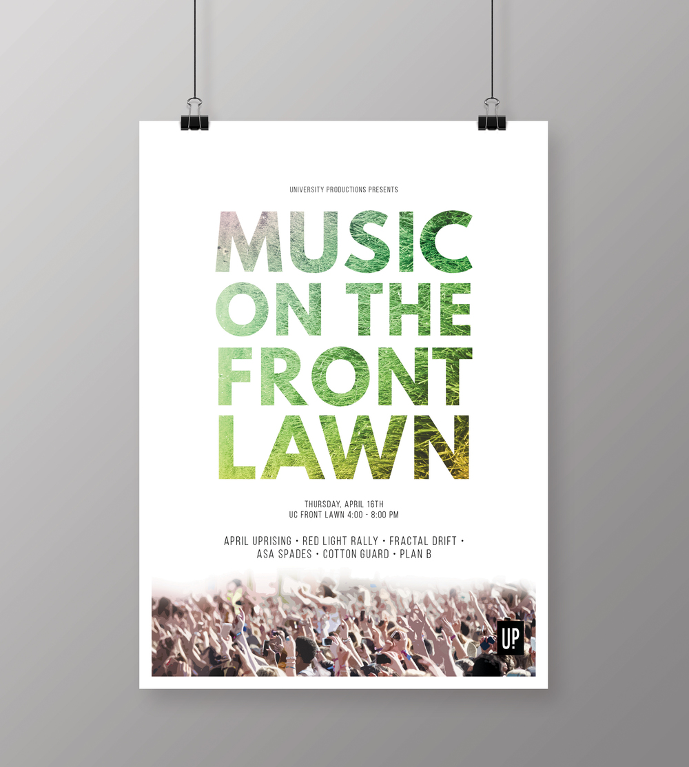 Lehigh Music on the front lawn Fusion