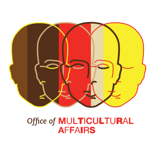 Lehigh University Office of Multicultural Affairs Logo Fusion Design