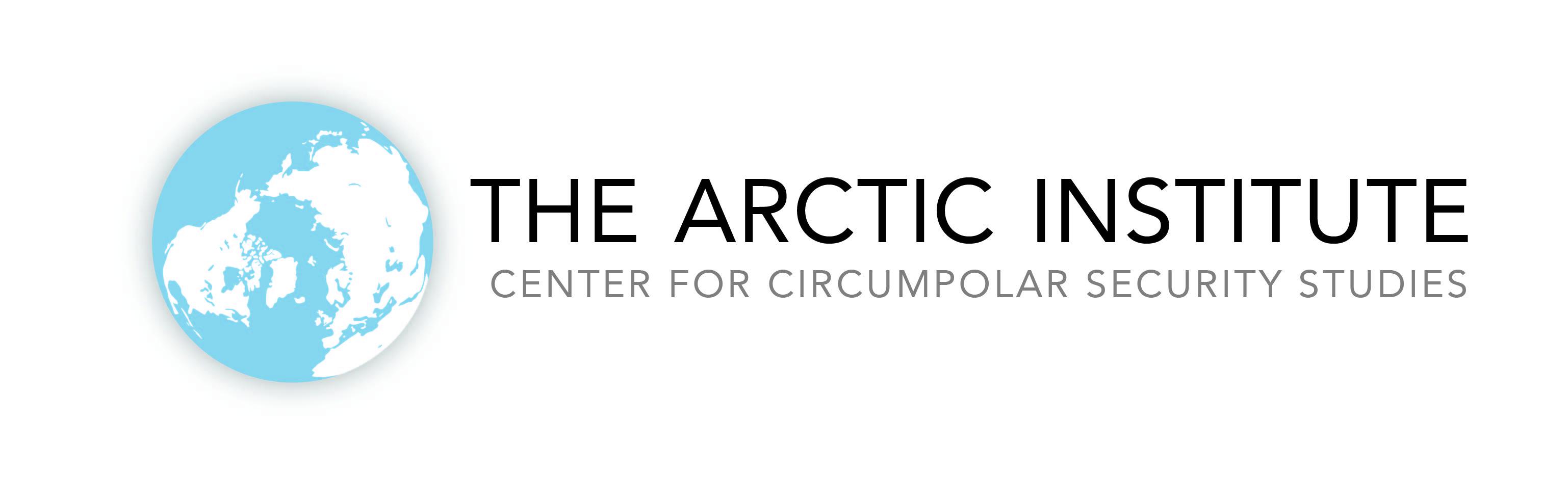 The Arctic Institute Logo Rectangle